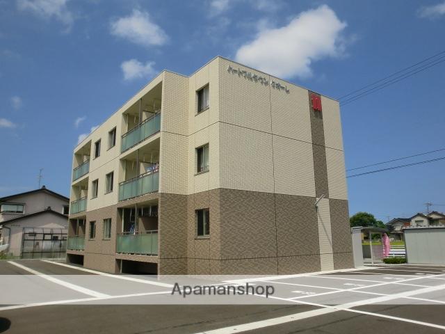 富山県富山市、大泉駅徒歩13分の築6年 3階建の賃貸マンション