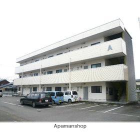 富山県富山市の築19年 3階建の賃貸マンション