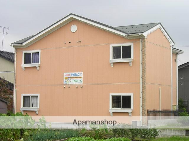 富山県富山市、東新庄駅徒歩13分の築14年 2階建の賃貸アパート