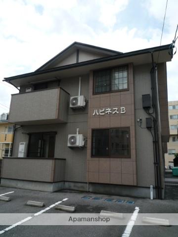 富山県富山市、稲荷町駅徒歩12分の築13年 2階建の賃貸アパート
