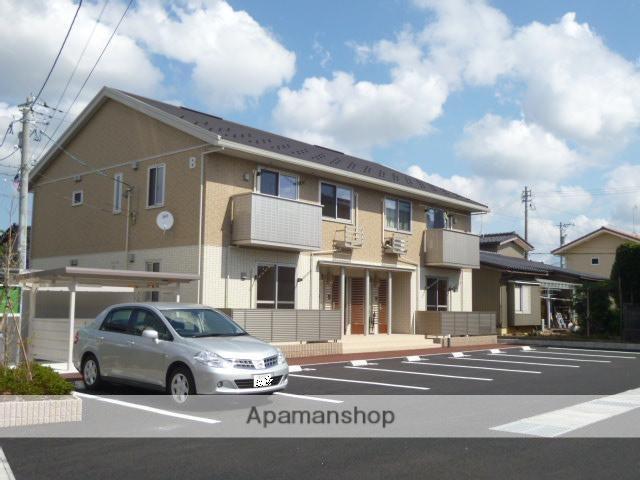 富山県富山市、上堀駅徒歩11分の築5年 2階建の賃貸アパート