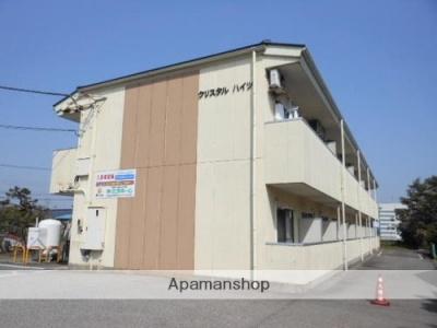 富山県富山市、新庄田中駅徒歩15分の築25年 2階建の賃貸アパート