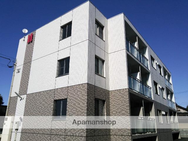 富山県富山市、不二越駅徒歩17分の築3年 3階建の賃貸マンション