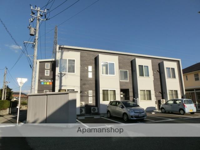 富山県富山市の築4年 2階建の賃貸アパート