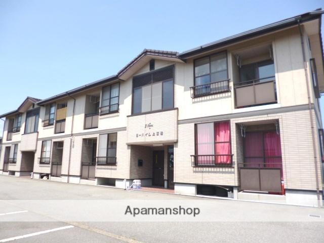 富山県富山市、新庄田中駅徒歩16分の築16年 2階建の賃貸アパート