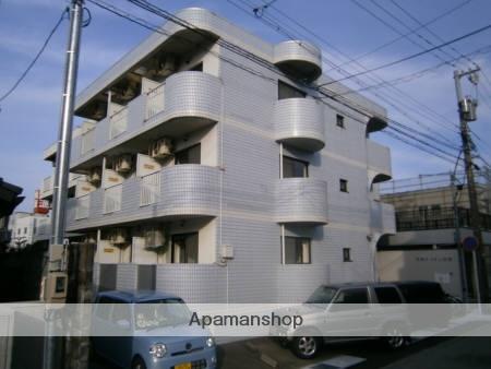富山県富山市、西中野駅徒歩11分の築30年 3階建の賃貸マンション
