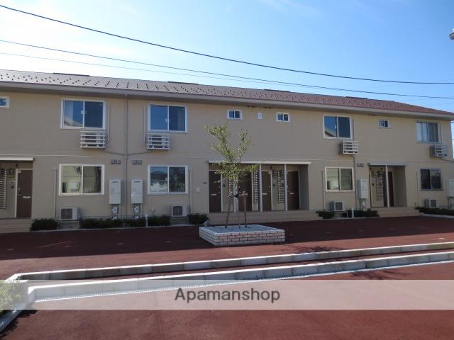 富山県富山市、東富山駅徒歩16分の築2年 2階建の賃貸アパート