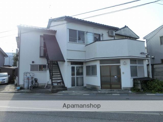 富山県富山市、富山トヨペット本社前駅徒歩17分の築40年 2階建の賃貸アパート