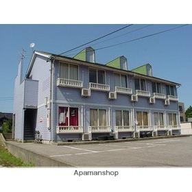 富山県富山市の築24年 2階建の賃貸アパート