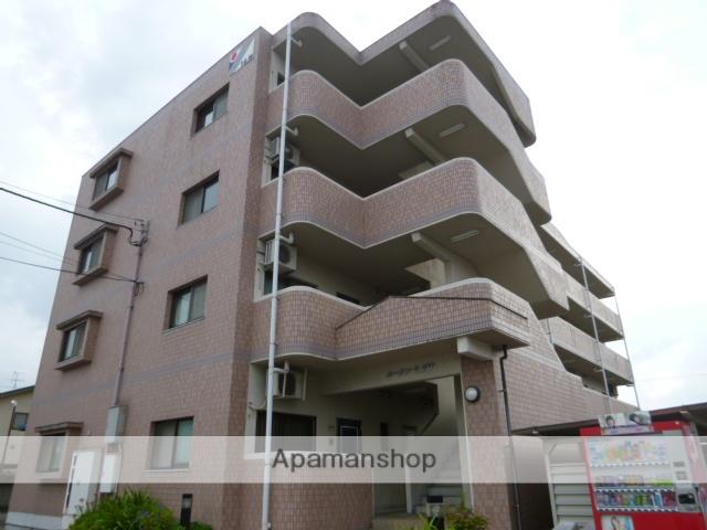富山県富山市の築17年 4階建の賃貸マンション