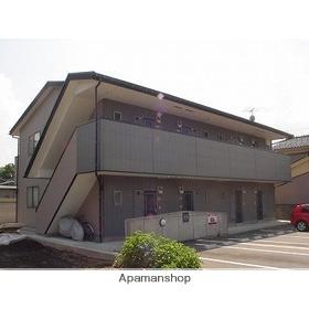 富山県富山市の築20年 2階建の賃貸マンション