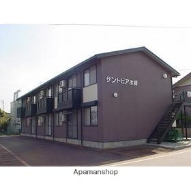 富山県富山市、水橋駅徒歩8分の築19年 2階建の賃貸アパート