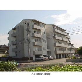 富山県富山市の築32年 4階建の賃貸マンション