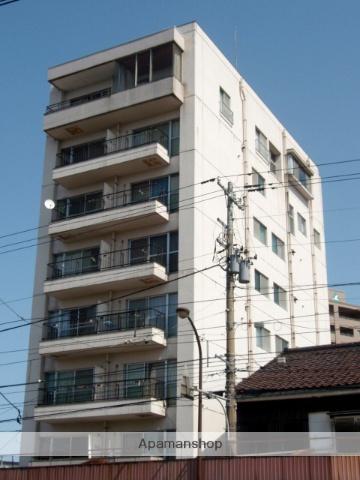 富山県富山市、小泉町駅徒歩5分の築29年 8階建の賃貸マンション