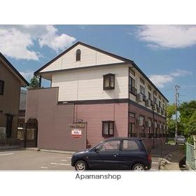 富山県富山市、城川原駅徒歩16分の築22年 2階建の賃貸アパート