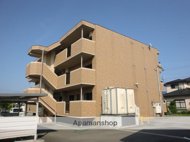 富山県富山市の築11年 3階建の賃貸マンション