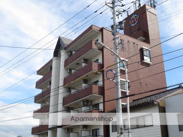 富山県富山市、安野屋駅徒歩1分の築28年 7階建の賃貸マンション