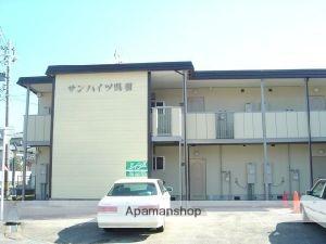 富山県富山市、呉羽駅徒歩17分の築31年 2階建の賃貸アパート