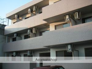 富山県富山市、富山駅徒歩10分の築18年 3階建の賃貸マンション