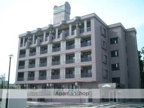 富山県富山市の築14年 5階建の賃貸マンション