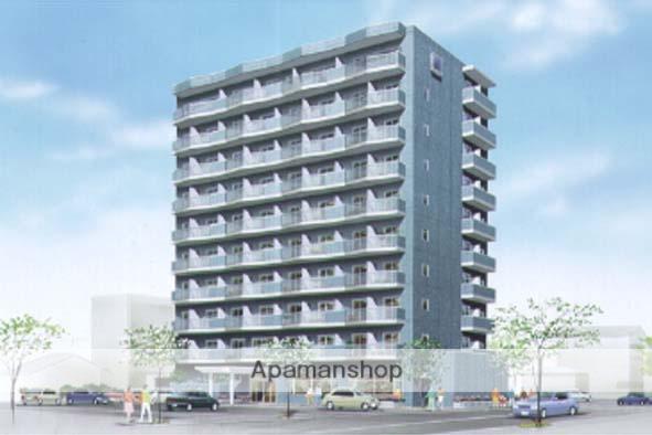 富山県富山市、広貫堂前駅徒歩7分の築14年 10階建の賃貸マンション