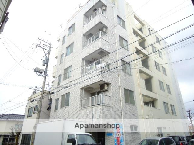 富山県富山市、不二越駅徒歩9分の築31年 6階建の賃貸マンション