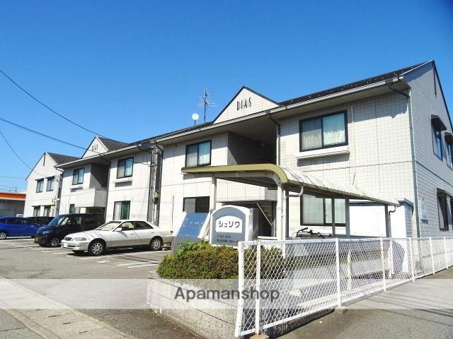 富山県富山市、越中中島駅徒歩3分の築18年 2階建の賃貸アパート