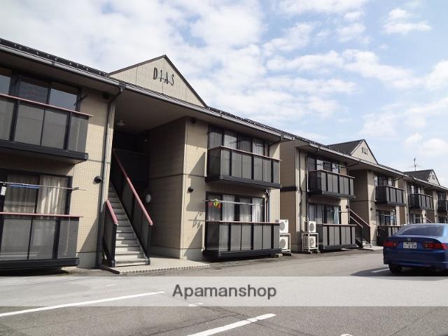 富山県中新川郡舟橋村、越中舟橋駅徒歩2分の築18年 2階建の賃貸アパート