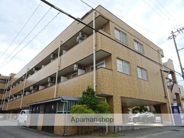 富山県富山市の築20年 4階建の賃貸マンション