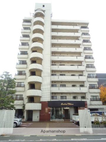 富山県富山市、上本町駅徒歩5分の築31年 10階建の賃貸マンション