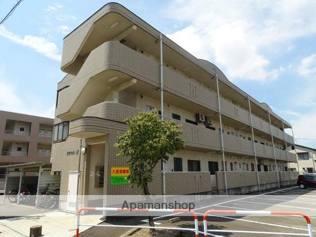 富山県富山市、大泉駅徒歩9分の築21年 3階建の賃貸マンション