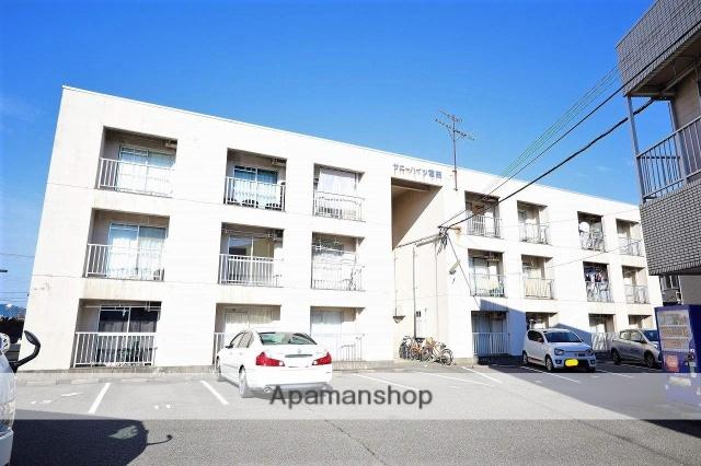 富山県富山市、東新庄駅徒歩15分の築29年 3階建の賃貸マンション