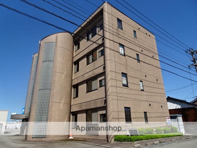 富山県富山市、南富山駅徒歩9分の築17年 5階建の賃貸マンション