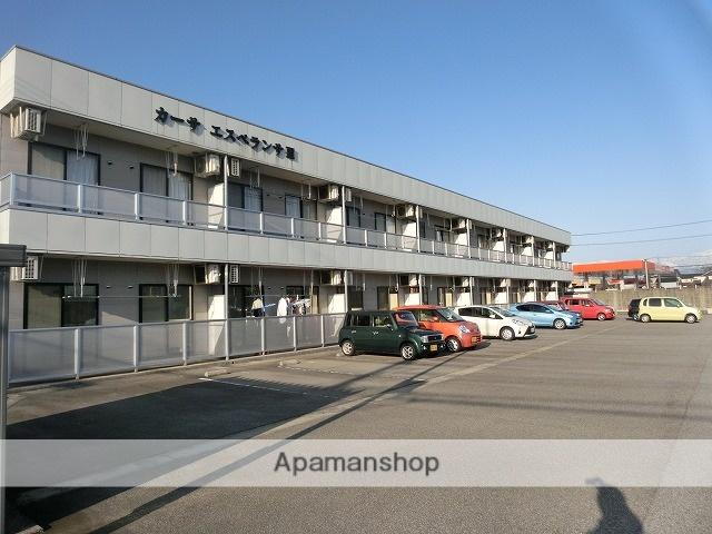 富山県富山市の築13年 2階建の賃貸マンション