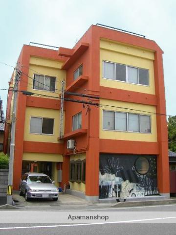 富山県富山市、大泉駅徒歩5分の築41年 3階建の賃貸マンション
