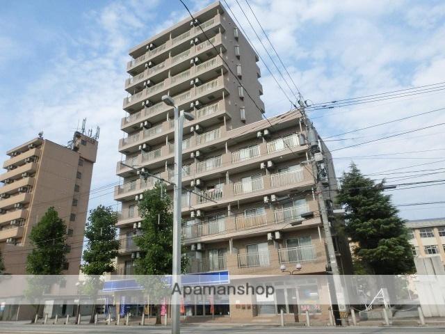 富山県富山市、大学前駅徒歩2分の築11年 11階建の賃貸マンション