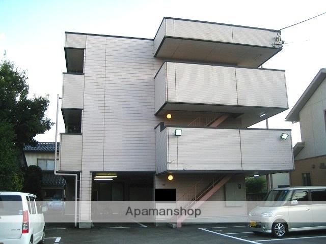 富山県富山市の築13年 3階建の賃貸マンション