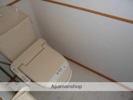 シャンポール A棟[2LDK/55.44m2]のトイレ