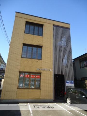 富山県富山市、広貫堂前駅徒歩9分の築15年 3階建の賃貸マンション