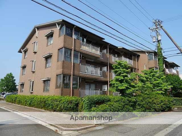 富山県富山市、小杉駅徒歩15分の築21年 3階建の賃貸マンション