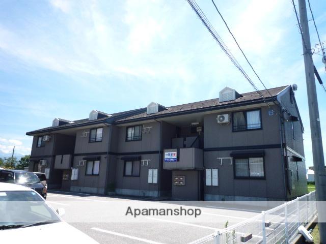 富山県富山市、上堀駅徒歩12分の築23年 2階建の賃貸アパート