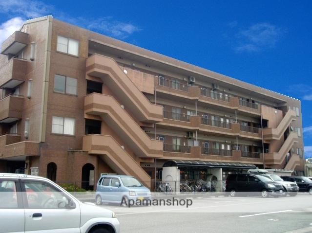 富山県富山市、朝菜町駅徒歩7分の築22年 4階建の賃貸マンション