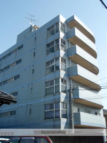 富山県富山市、西中野駅徒歩2分の築27年 6階建の賃貸マンション