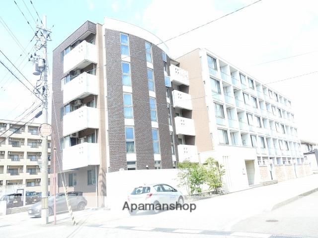 富山県富山市、広貫堂前駅徒歩15分の築4年 5階建の賃貸マンション