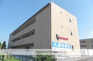 富山県富山市の築10年 3階建の賃貸アパート