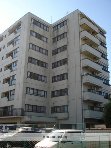 富山県富山市、中町(西町北)駅徒歩6分の築30年 8階建の賃貸マンション