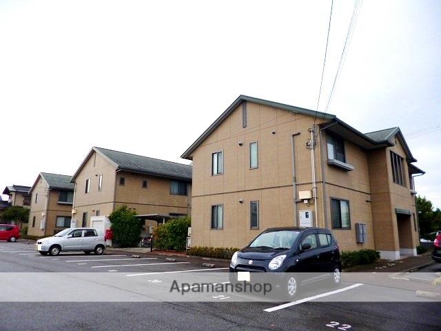 富山県富山市、東富山駅徒歩9分の築14年 2階建の賃貸アパート