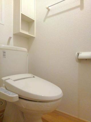 ウィステリアスタイル[2LDK/61.07m2]のトイレ