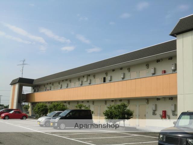 富山県富山市、南富山駅徒歩15分の築24年 2階建の賃貸マンション