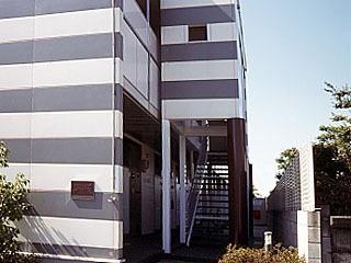 レオパレスララポート清水元町[1K/20.28m2]のエントランス